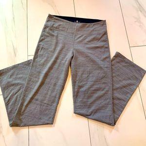 Tuff Athletics   Gray Stretch Activewear Yoga Pant